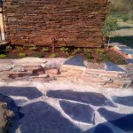 Crazy Paving - African Blue