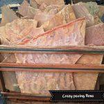 Crazy Paving - Rosa Stone