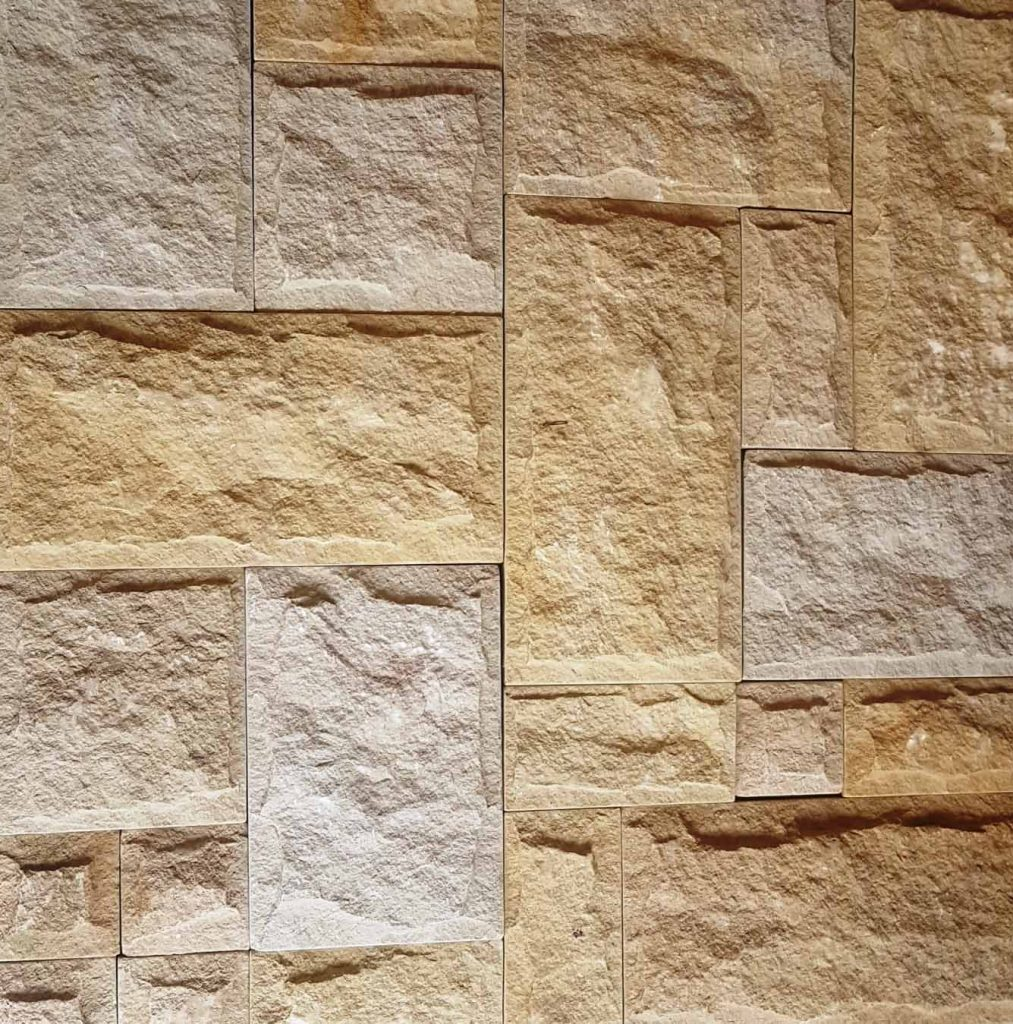Sandstone Cladding, House Cladding, Natural Stone